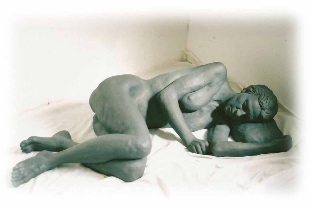 Reclining Woman Life size (1)
